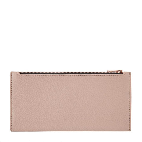 STATUS ANXIETY - In the Beginning Wallet, Dusty Pink