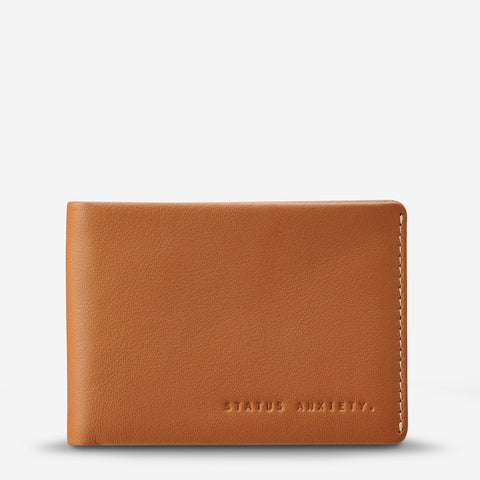 STATUS ANXIETY - Otis Wallet, Camel