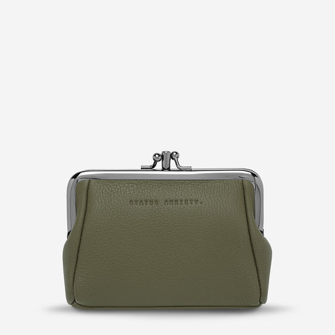 STATUS ANXIETY - Volatile Purse, Khaki