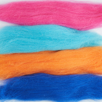 needle felting wool