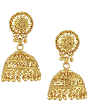 Jhumka IV Earrings