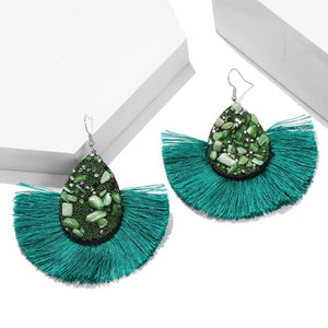 Green Room Earrings