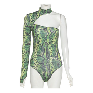 Green Snake Bodysuit