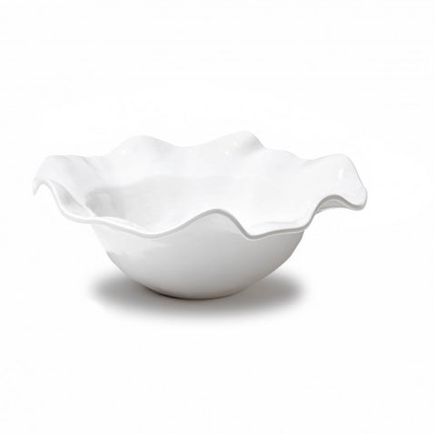 Vida Havana White Large Bowl