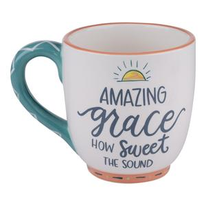Amazing Grace Church Mug