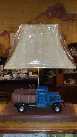 Antique Truck Lamp
