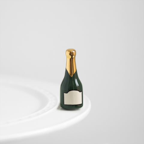 Nora Fleming Champagne Celebration Mini A94
