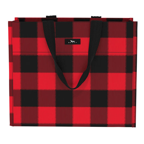 Scout Large Package Gift Bag - Flanel No. 5