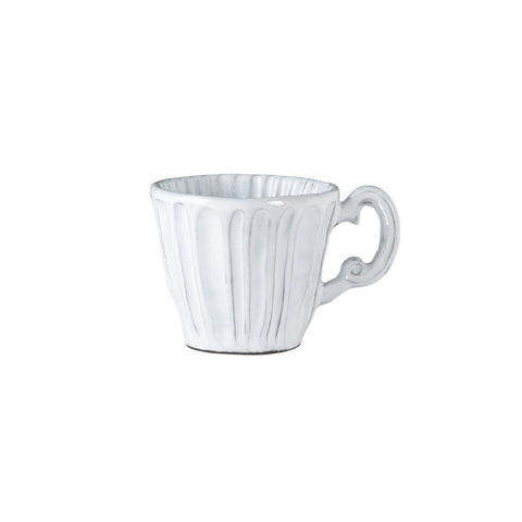 Incanto White Stripe Mug