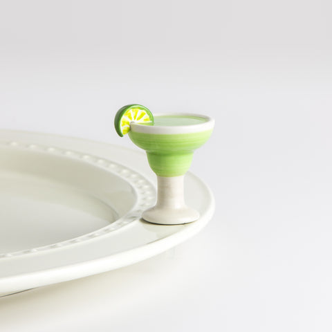 Nora Fleming Lime and Salt Please Margarita Mini A130