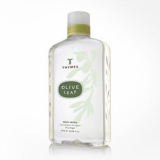 THYMES Olive Leaf Body Wash by Thymes