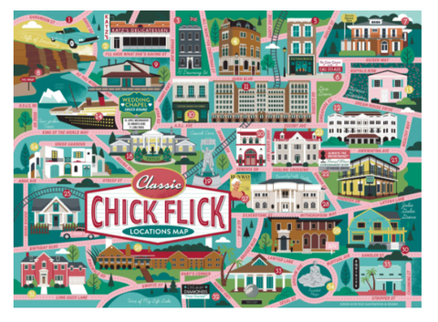Chick Flicks Puzzle