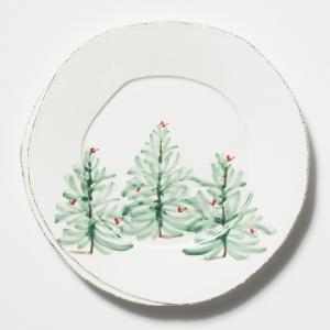 Lastra Holiday Dinner Plate