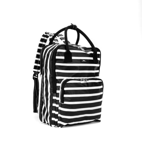 SCOUT The GoGo Backpack Tote - Fleetwood Black
