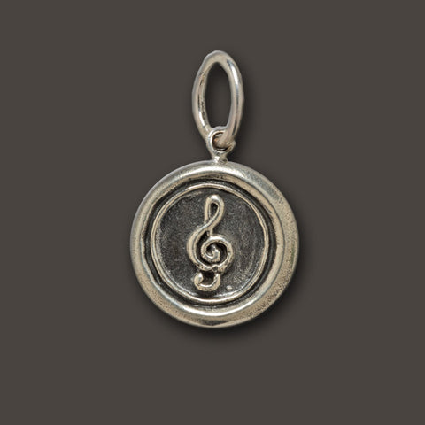Pastime Music Charm by Waxing Poetic