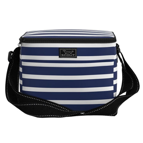SCOUT Ferris Cooler Lunch Box - Nantucket Navy
