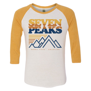 Mountain Baseball Tee