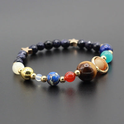 Eight Planets Beads Bracelet for your Wrist