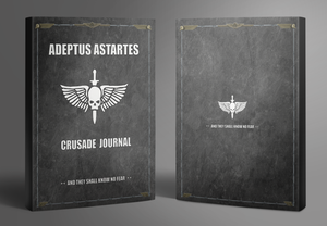 Adeptus Astartes | Crusade Journal | 40k