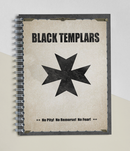 Notebook | Black Templars | Battle Planner