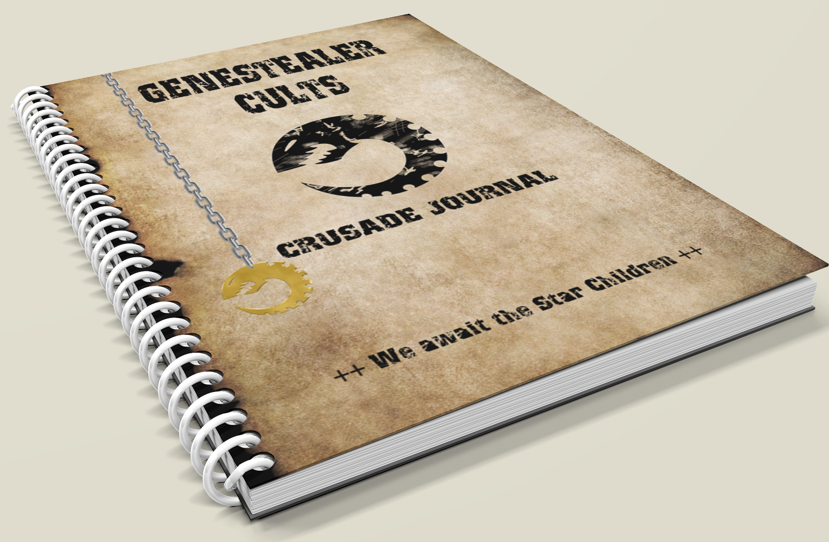 Genestealer Cults | Crusade Journal | WH 40K