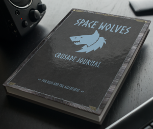 Space Wolves | Crusade Journal | WH 40K