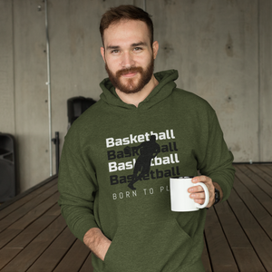 Basketball | Classic Adult Hoodie | Unisex