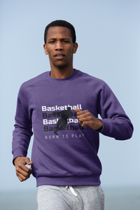 Basketball | Classic Adult Sweatshirt | Unisex