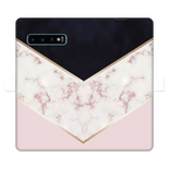 Phone Wallet Case | Blue Marble | Iphone | Samsung