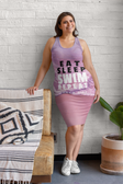 Dress | Bodycon Tank | Beach Life | Sublimation Print