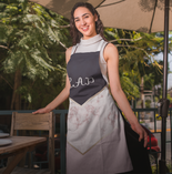 Customise It | Apron | Sublimation Print | Blue Marble