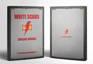 White Scars | Crusade Journal | Battle Trackle | Warhammer 40k