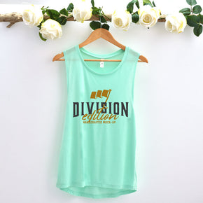 Bachelorette Tank Mockup  - Bella Canvas 8803 tank top - Outfit Flat lay - Apparel Photography128