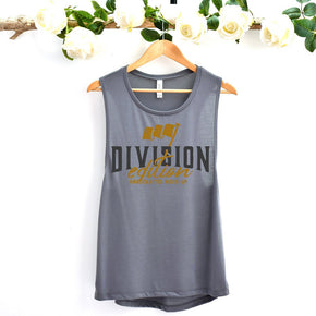 Bachelorette Tank Mockup  - Bella Canvas 8803 tank top - Outfit Flat lay - Apparel Photography131