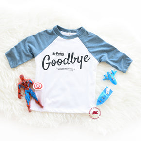 Raglan Mockup - Bella + Canvas - Toddler Three-Quarter Sleeve Baseball Tee - 3200T - Outfit Flat lay - Apparel Photography 2