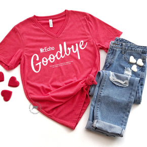 Valentine shirt Mockup - Bella Canvas 3005 Heather Red  T-Shirt Mockup - Apparel Photography - Flat lay