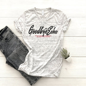 Shirt Mockup - Bella Canvas 3005 White Marble T-Shirt Mockup - Apparel Photography - Flat lay