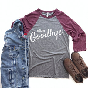 Raglan Shirt Mockup - Bella + Canvas - Three-Quarter Sleeve Baseball Tee - 3200 - Outfit Flat lay - Apparel Photography 1