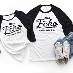 Couple mockup - Bella + Canvas 3200 - Raglan mockup - Bella Canvas 2000 Raglan - flat lay - photography250