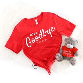 Valentine Shirt Mockup - Bella Canvas 3001 -  Red - T-Shirt Mockup - Apparel Photography - Flat lay 2