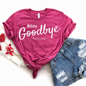 Valentine Shirt Mockup - Bella Canvas 3001 -  Heather Raspberry - T-Shirt Mockup - Apparel Photography - Flat lay