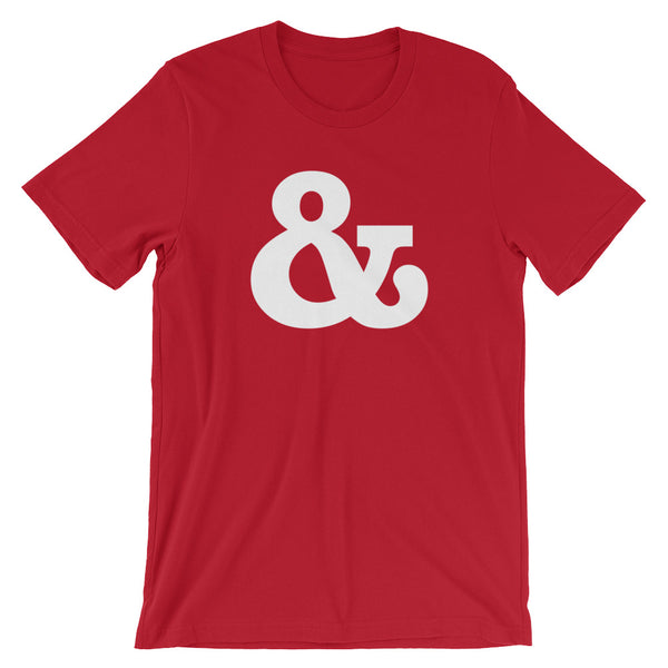 Ampersand t-shirt
