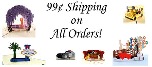 iGifts And Cards 99 cent shipping on any/all orders.