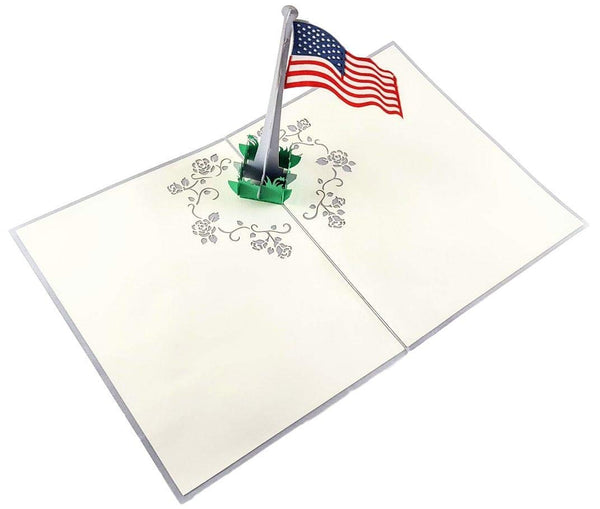 Military Appreciation 3D Pop Up Greeting Card 4