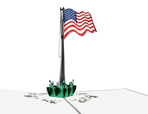 Military Appreciation 3D Pop Up Greeting Card 2