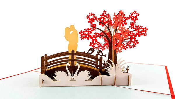 Happy Anniversary 3D Pop Up Greeting Card 2