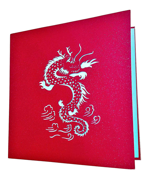 Dragon 3D Pop Up Greeting Card 6