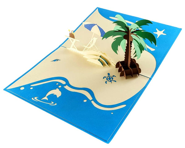 Awesome Happy Retirement 3D Pop Up Greeting 8