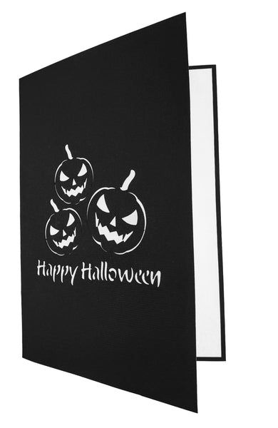 Dazzling Cute Halloween 3D Pop Up Greeting Card 5