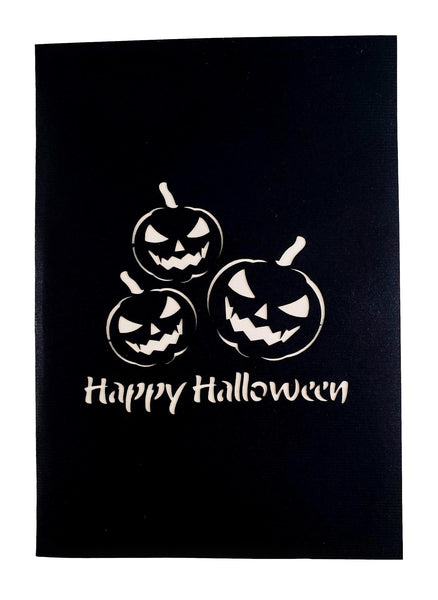 Dazzling Cute Halloween 3D Pop Up Greeting Card 6